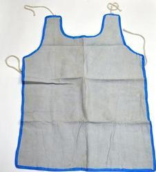 Two Piece Leather Apron Size 24''36