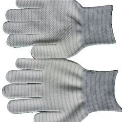 ESD Knitted Dotted Glove