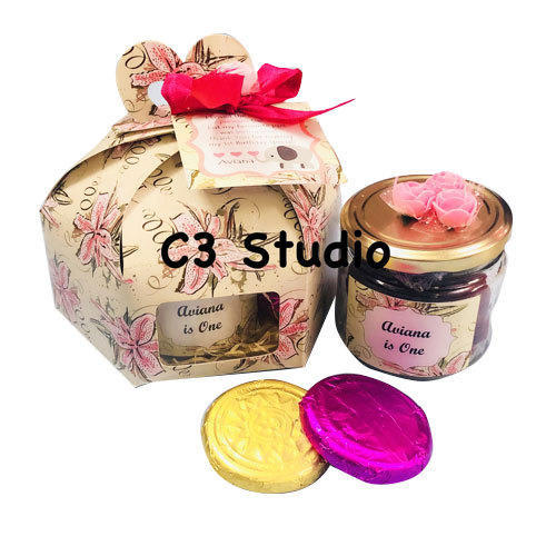C3 Studio Baby Birthday Return Gift Basket