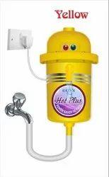 Portable instant geyser