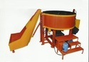 Hydraulic Pan Mixer for Concrete Mixing