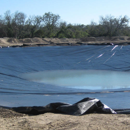 Rhino Mat Hdpe Pond Liner 500 Micron With Isi Mark At Rs