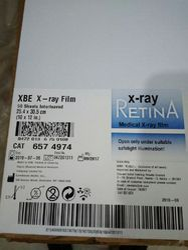 Retina X Ray Film