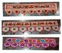 Kashmiri Embroidery Aari Work Silk Wall Hangings
