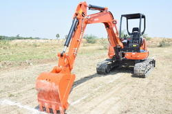 Worlds No.1 Kubota Mini Excavators