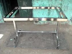 SSI Stainless Steel Table Frame