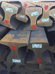 Used Rails Scrap R50 / R65, Packaging Type: Bulk