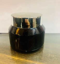 50gm Cosmetic Cream Glass Jar