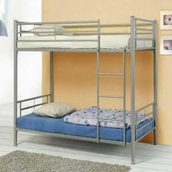 Iron Double Bunk Bed