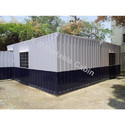 Steel Steel Bunkhouse Cabin