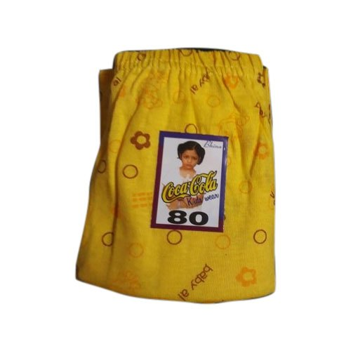 Daily Wear Cotton Baby Yellow Leggings 80 Cm Rs 126 Dozen Bhina Enterprise Id 21809714512