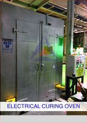 Industrial Electrical Oven, Size: Medium