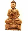Wooden Buddha Idols