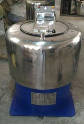 High Spin Hydro Extractor, Capacity: Various