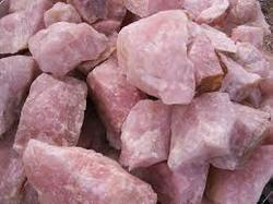 Rose Quartz Healing Crystal Raw Rough Stone