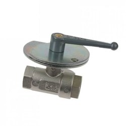 Legris In Line Double Female Lockable Ball Valve