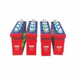 Exide 4DS Diesel Loco Starting Railway Battery,Voltage: 8 V, Capacity: 500 Ah