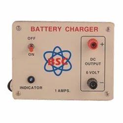 Battery Charger, Voltage: 6 V