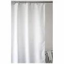 Plain Polyester Shower Curtains, Size: Xl