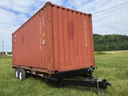 20 Feet Truck Container