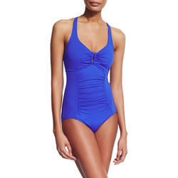 Blue Ladies Swimming Costume Rs 115 Pieces Henry Sporting Goods