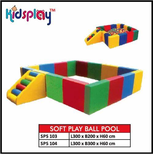 Kids Indoor Play Equipment Soft Play Ball Pool Kp Ttn