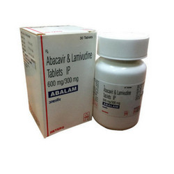 Abalam Abacavir and Lamivudine Tablets