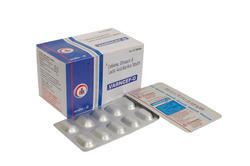 Cefixime 200mg Ofloxacin 200mg  LB 60ms