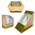 Kraft Paper Sandwich Boxes