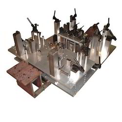 Stainless Steel Engine Deck Fixture