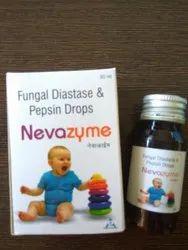 Fungal Daistase  & Pepsin Drops