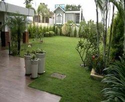 Grass Landscaping Work
