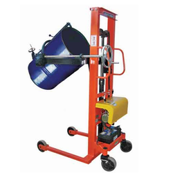 Battery Operated Drum Lifter And Tilter