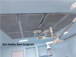 Ceiling Laminar Air Flow System