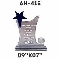 AH - 415 Acrylic Trophy