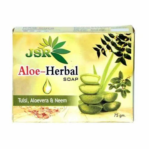 Aloe Herbal Soap