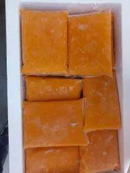 YC Fresh Frozen Alphonso Mango Pulp, Packaging Type: Plastic Pouch, Packaging Size: 1 Kg