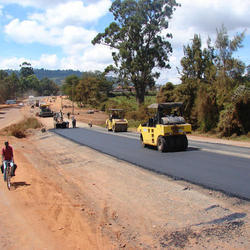 Industrial Road Construction Service