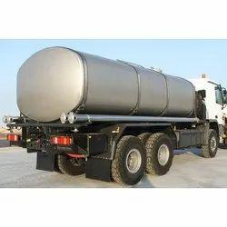 Truck Water Tank Body