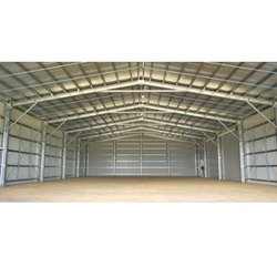 Industrial Shed Fabrication
