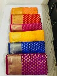 saree saheli Sarre Mangalgiri Cotton Fabrics, For Dress
