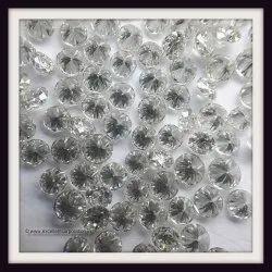 DEF CVD HPHT Lab Grown Polished Diamonds