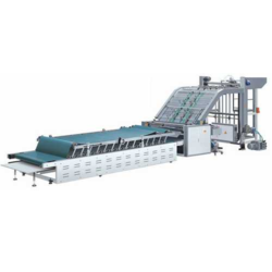 Full Automatic Flute Lamination Machine