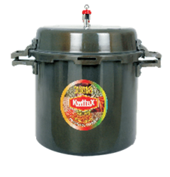 Good Quality Largest Pressure Cooker 26 LTR