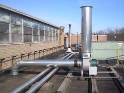 Industrial Air Ducting