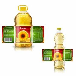 Mustard Oil Packaging Shrink Label