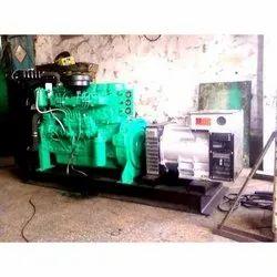Non-Silent 75 Kva Diesel Generator Set, 415 V, for Industrial