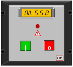 EMS28  Engine Controller Unit