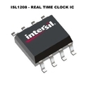 Isl1208ib8z - Real Time Clock Ic, Packaging Type: Soic -8 Pin