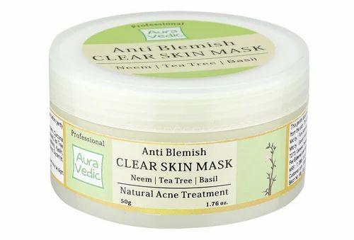 Anti-blemish Mask Lancome Renergie Multi-Glow Rosy Skin Tone Reviving Cream  50ml/1.7oz